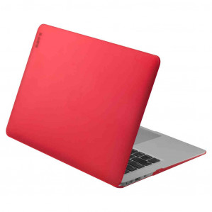 LAUT Huex Hardshell 13 inch Air Red voor €19,95