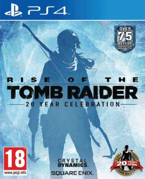 Rise Of The Tomb Raider: 20 Year Celebration - PS4 voor €18,50