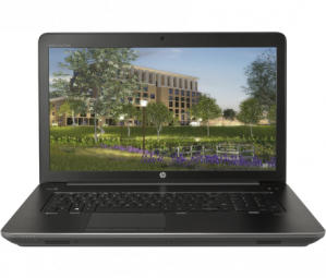HP ZBOOK 15 G4 4CORE 1TB/HDD WLAN voor €2.041
