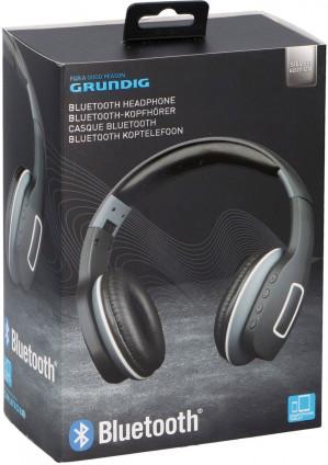 Grundig Bluetooth Draadloze Koptelefoon Roze -  Silver Edition voor €17,99