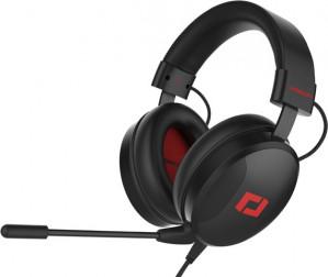 Lioncast Lioncast LX50 Stereofonisch Hoofdband Zwart, Rood hoofdtelefoon voor €39,95
