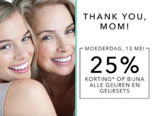 25% Korting bij Douglas + gratis kado