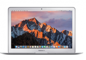 Apple MacBook Air 13 inch  voor €899