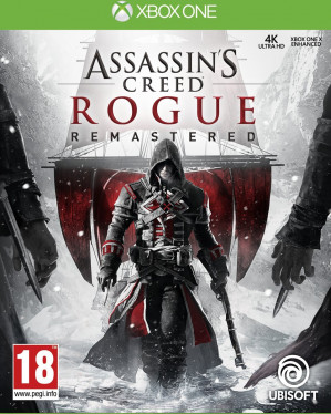 Assassin's Creed: Rogue Remastered Xbox One voor €19,50