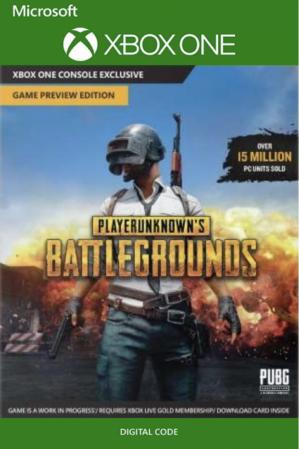 PlayerUnknown's Battlegrounds Xbox One voor €17,19