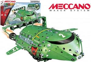 Meccano Thunderbird 2 Constructieset voor €18,74