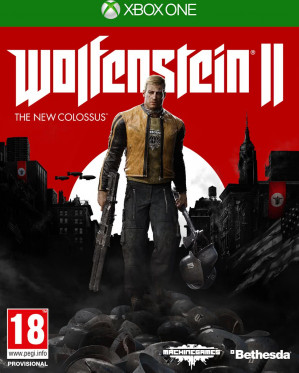 Wolfenstein II The New Colossus voor €26,66