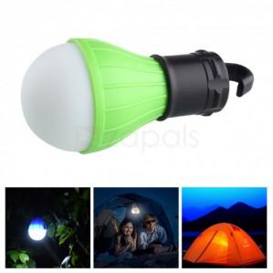 Camping LED-lampje voor €0,88 dmv code