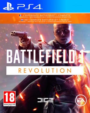 Battlefield 1 - Revolution Edition - PS4 voor €28