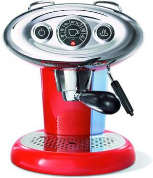 Illy - Iperespresso Espressomachine - Rood voor €94,50 incl koffiepakket dmv registratie