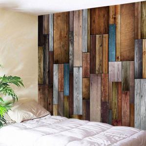 Afwasbaar behang houtstructuur voor €11,61 dmv code
