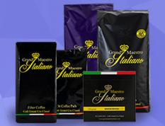 Grand Maestro Italiano koffie 2+1 Gratis