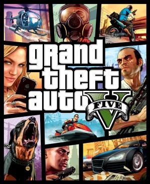 Grand Theft Auto V PS4 Digitale versie voor €24,99