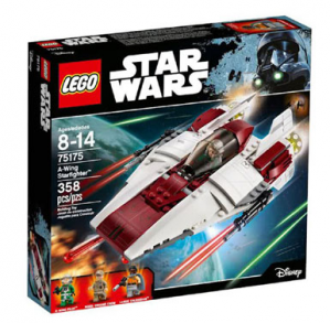 Lego A-Wing Starfighter™  voor €34,98