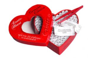 Love Game Hart vol Erotiek voor €1,69