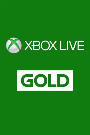 12 Maanden Xbox Live Gold voor €39,99