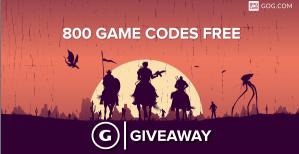 Maak kans op een gratis PC game (800 codes)