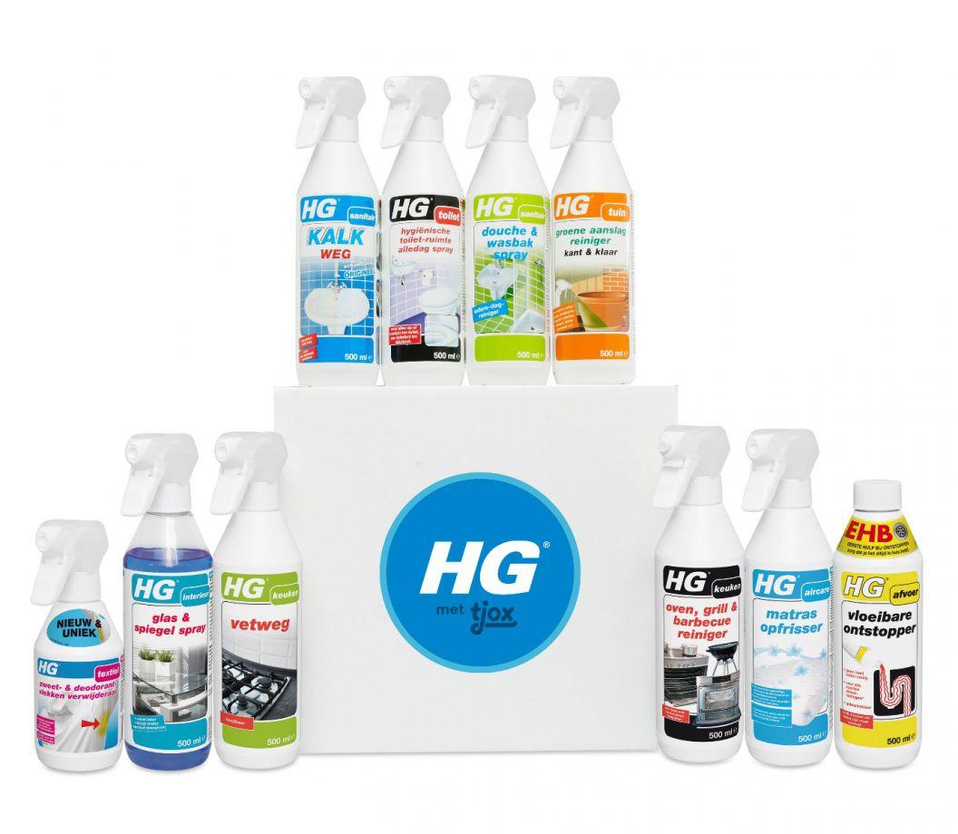 Hg tjox box voor €24,95