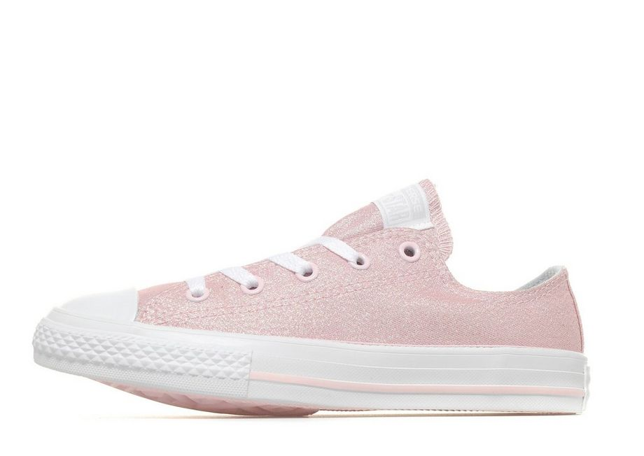 Converse All Star Ox Sparkle kinder sneakers voor €15