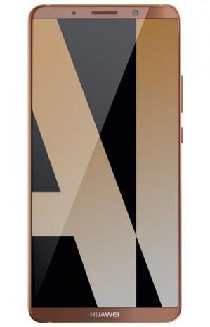 Huawei Mate 10 Pro 128GB 6GB Ram Dual sim (SIMLOCKVRIJ) - Mocha Bruin voor €627