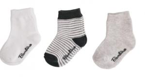 2 x 3 paar Bambino sokjes voor €3