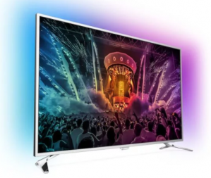Diverse Philips Ambilight televisies met 15% korting