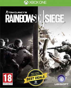 Rainbow Six: Siege - Xbox One voor €15,35