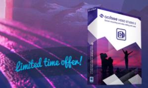 Gratis licentie voor ACDSee Video Studio 2