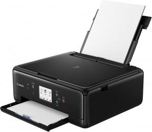 Canon PIXMA TS6050 - All-in-One Printer / Zwart voor €79