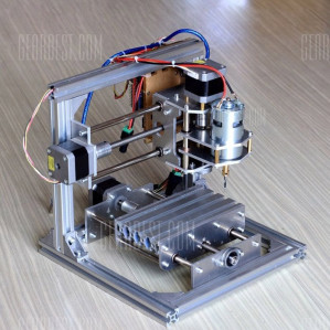 T8 DIY CNC Engraver Printer Machine SILVER EU PLUG voor €129
