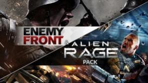 Enemy Front + Alien Rage Pack voor €1