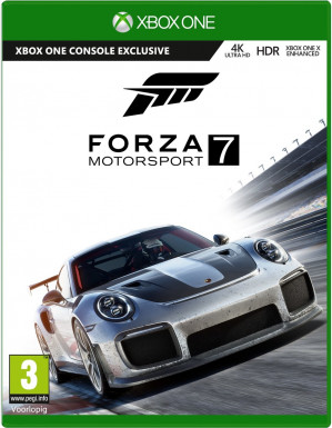 Forza Motorsport 7 - Standard Edition - Xbox One voor €24,99