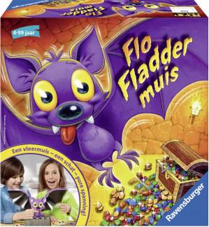 Ravensburger Flo Fladdermuis - kinderspel voor €9,98