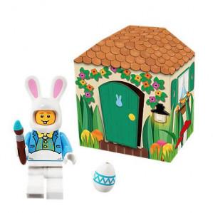 Lego paashaas Gratis bij geselecteerde Lego producten