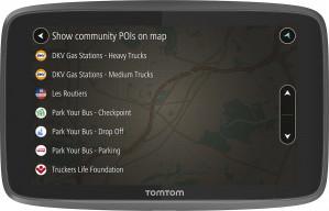 TomTom GO Professional 6200 - Europa voor €249
