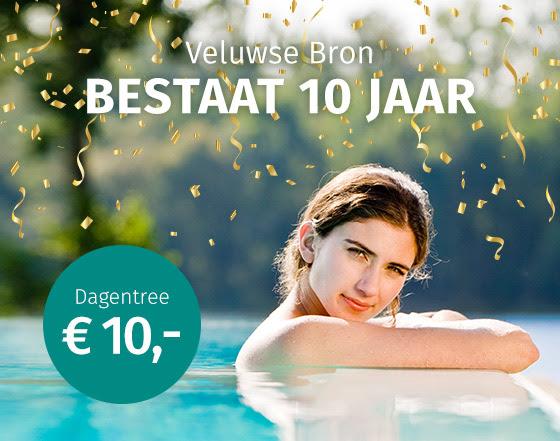 Dagentree Veluwse Bron voor €10