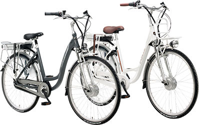 E-Bike Gratis bij bedrukken relatiegeschenk