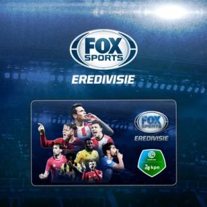FOX Sports Eredivisie 4 Dagpasssen voor €5