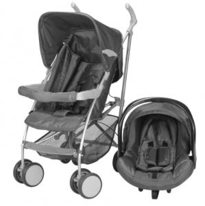 XAdventure -  On Tour - Kinderwagen met gratis autostoel voor €69,99