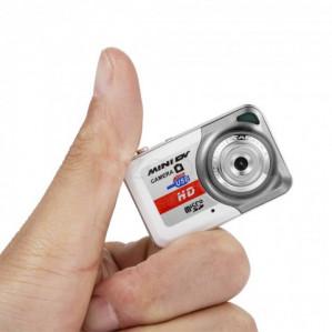 X6 Mini HD Video Camera sleutelhanger voor €6,54