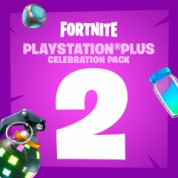Fortnite Battle Royale: PlayStation®Plus Celebration Pack 2 Gratis