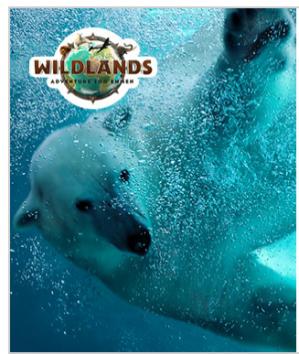 Dagentree Wildlands Emmen voor €15