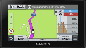 GARMIN Camper navigatiesysteem 660LMT-D Europa voor €199