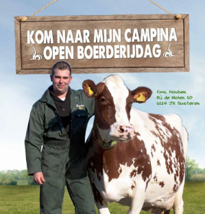 Campina boerderijdagen op 11 en 21 mei