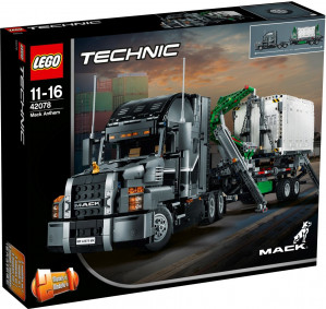 LEGO Technic Mack Anthem - 42078 voor €114,29