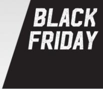 Black Friday bij Aktiesport met 20% (extra) korting