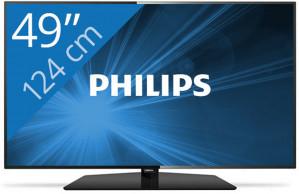 Philips 49PFS5301 - Full HD tv voor €399
