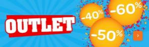 Carrefour Outlet store in België tot 80% korting