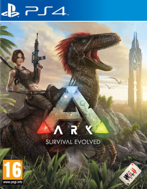 ARK Survival Evolved - PS4 voor €27,99