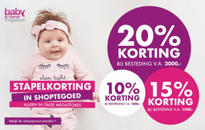 10% extra korting op de Sale